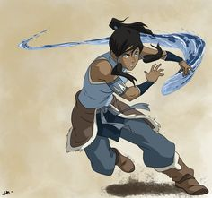 Avatar: Legend of Korra ultimate fanart collection (8)