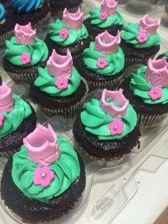 Cupcake coronitas de princesa | Día del niño | Postrería
