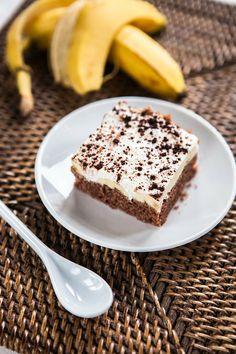 Banány a tvaroh nikdy nezklamou; Jakub Jurdič Sweet Cakes, French Toast, Treats, Crafty, Dishes, Cooking, Breakfast, Recipes, Food