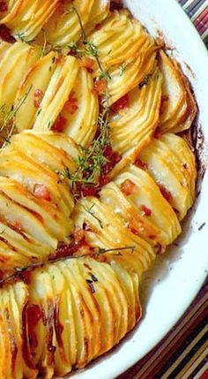 Crispy Potato Roast Recipe