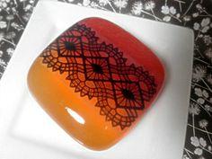 """Black Lace"" ~ Handmade Soap  by Kokolele on Etsy"