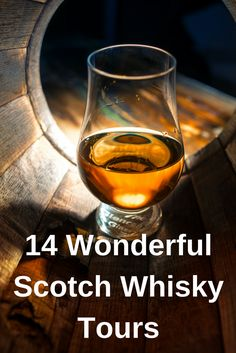 Scottish Whisky tours departing from Edinburgh, Glasgow, and Inverness.