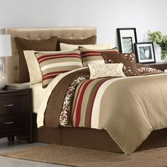 HGTV HOME The Cape Comforter Set