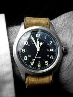 Hamilton World War II US Army Watch