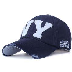 Unisex fashion cotton baseball cap snapback hats b53bae536d50