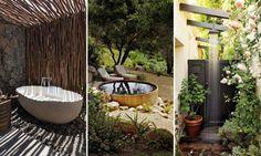 Vigyük ki a fürdőt a kertbe – 15 inspiráló fotó! – morzsaFARM