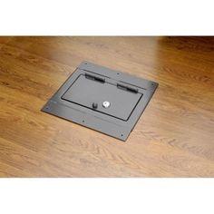 Hidden Floor Safe