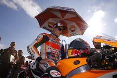 "MotoGP - Marc Márquez: ""Pedi desculpa à equipa por ter caído"""