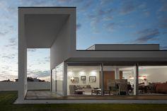 Aradas House by RVDM Architects - Framing the sky