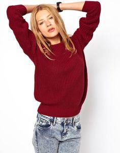 American Apparel Fishermans Sweater