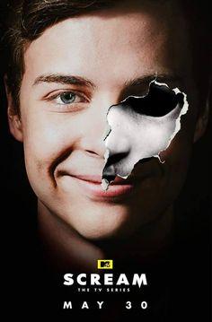 scream the tv series tv show | Scream Noah Season 2 Poster - Scream ( the tv series ) Photo (39550312 ...