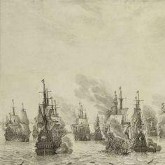 Willem van de Velde I - Artists - Rijksstudio - Rijksmuseum