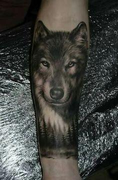 67 Ideas For Tattoo Wolf Frauen Unterarm - - Tattoos Neu Mini Tattoos, Trendy Tattoos, Foot Tattoos, Cute Tattoos, New Tattoos, Body Art Tattoos, Tattoos For Guys, Tattoos For Women, Celtic Tattoos