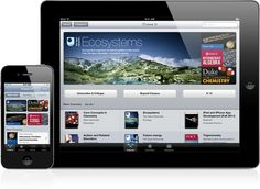 ITunes U - Thia is a game changer for education! So much knowledge made easily accessible and (mostly) free.