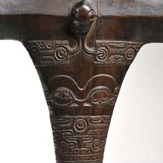 Marquesas Islands War Club