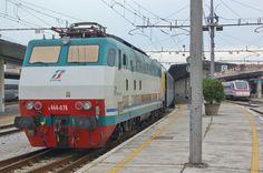 FS Class E.444R at Venezia Santa Lucia station in 2008.
