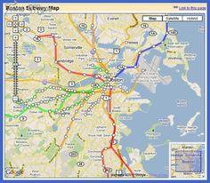 Nice Boston University US Map Phone Address Tours Maps - Boston in us map
