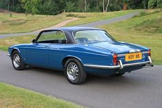 Jaguar XJC - would I kill for it? Most certainly.