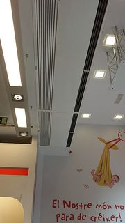 Commercial Entrances Recessed Air Curtains - Recessed Windbox SMG - Shop - Zippy - Spain - Barcelona