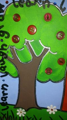 Playgroup canvas close up 4