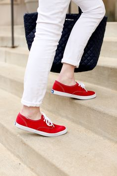 Keds Sneakers   J.Crew Blazer and Jeans   J.Crew Factory Top   e3286a725