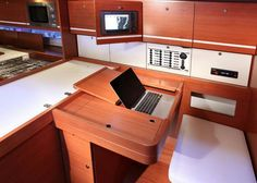 Dufour yachts 450 interior