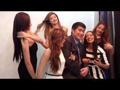 Mocha Girls with Ramon Tulfo Mocha Girls, Bridesmaid Dresses, Wedding Dresses, Atc, Videos, Youtube, Fashion, Bridesmade Dresses, Bride Dresses