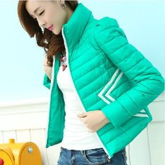 Cheap jacket wedding, Buy Quality jacket women directly from China jackets india Suppliers:New arrival! 2014 Winter Fashion Slim Korean women were thin cotton jacket coat large size high quality short down ja