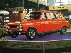 Simca 1100Ti