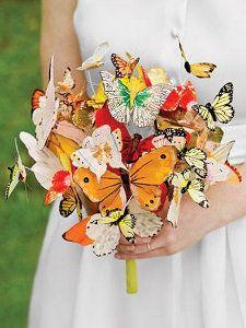 » {Look de mariée} 10 bouquets de mariée originaux