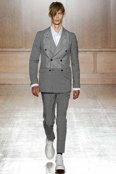 Alexander McQueen | Spring 2015 Menswear Collection | Style.com