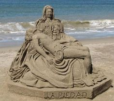 The Magnificent Sand Sculptures of Puerto Vallarta