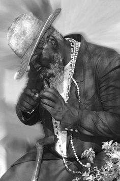 Preto Velho/ Old wise man in Umbanda religion