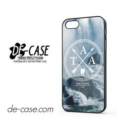 The Amity Affliction Waterfall DEAL-10635 Apple Phonecase Cover For Iphone SE Case