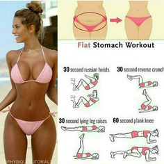 "8,944 likerklikk, 49 kommentarer – Healthy | Physique | Tips (@physiquetutorials) på Instagram: ""Flat stomach workout! Follow us (@physiquetutorials) for the best daily workout tips ⠀ All…"""