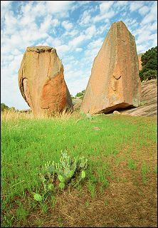 Enchanted Rock State Park. Fredricksburg TX. Great bouldering. This place is such a cool place to climb