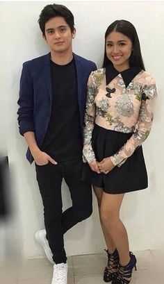 Photo from jadine_internationalofc James Reid, Nadine Lustre, Partners In Crime, Cute Couples Goals, Celebs, Celebrities, Beautiful Pictures, Mens Fashion, Formal