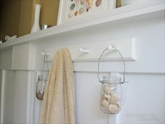 Hometalk :: Mason Jar Mania :: Carolyn ~ homework's clipboard on Hometalk