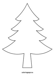 free printable christmas tree templates ho ho ho merry christmas