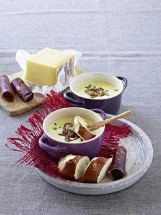 Das Rezept für Kleines Käse-Fondue und weitere kostenlose Rezepte auf LECKER.de