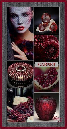 '' Garnet '' by Reyhan S.D.