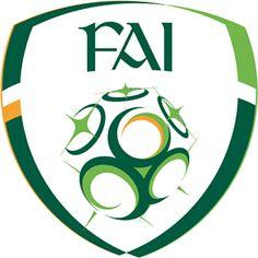 Republic of Ireland Soccer Logo.