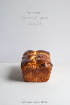 This authentie buttery brioche simple and delicious