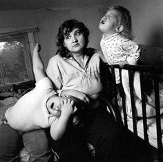 Mary Ellen Mark to me her work is very controversial and original i think that's what makes is so interesting and amazing to look at. i love how all her photos are in black and white and i feel that the emotions within the photos are really effective.