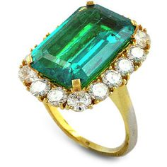 emerald rings - Google Search