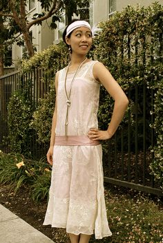 Great Gatsby Dress by Cation Designs, via Flickr