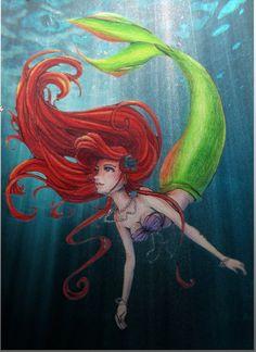 Ariel by Nillarz.deviantart.com