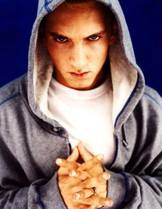 As an iconic rapper from the early 90's-present, Eminem has influenced rap and secular thought in American culture, through his consistent use of profanity and explicit sexual reference in his music. Perhaps we should follow  someone other than an artist who claims he has no idea what he is doing, but baby just follow him.