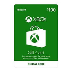 Microsoft XBOX Live $100 Gift Card – Immediate Delivery  http://searchpromocodes.club/microsoft-xbox-live-100-gift-card-immediate-delivery/