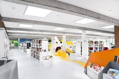 BILLUND PUBLIC LIBRARY, DENMARK